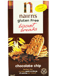 Nairn's Biscuit Breaks Chocolate Chips 160g