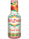 Arizona Iced Tea With Peach Flavour 500ml