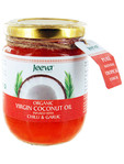 Jeeva Coconut Oil With Chilli & Garlic 200ml