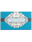 S. Aromatherapy Soap Spearmint & Rosemary 200g