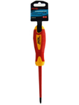 Fixtec Screwdriver Red 4x0.8x100mm
