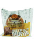 Aunt Mabel's Muffin Milk Chocolate 100gr