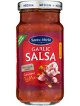 Santa Maria Garlic Salsa Medium 230g