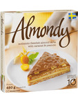 Almondy Snickers Cake 450g