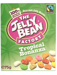 The Jelly Bean Factory Tropical Bonanza 75g