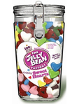 The Jelly Bean Factory Heart Beats (tubs) 95g
