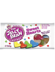 The Jelly Bean Factory Sweet Hearts 50g