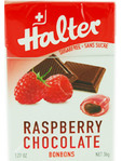 Halter Rasberry Chocolate 36g