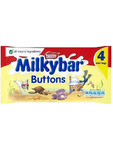 Nestle Milkybuttons 4x20g