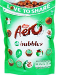 Nestle Aero Bubble Mint Pouch 113g