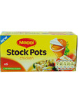 Maggi Stock Pots Chicken X6
