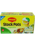 Maggi Stock Pots Vegetable X6