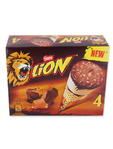 Nestle Lion Cones X4 400ml