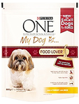 Purina One My Dog Is Foodlover Turkey & Rice 800g