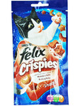 Felix Crispies Beef & Chicken Snacks 45g