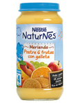 Nestle Naturnes Dessert 6 Fruits W/biscuit 250gr