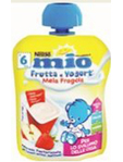 Nestle Mio Frutta & Yogurt Mela Fragola 90g