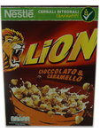 Nestle Lion Chocolate & Caramel 400g Special Price €2.95c