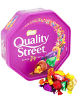 Nestle Quality Street Tub 750g