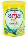 Sma Pro Follow On Milk 3 400gr