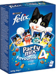 Purina Felix Party Mix Favouite Snacks X4 160g
