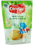 Nestle Cerelac Apple Biscuits 150g