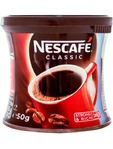 Nescafe Shaped Tin 50g