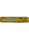 Halls Soothers Honey Lemon 45g