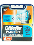 Gillette Fusion Proshield Chill X4