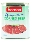 Bordon Corned Beef Reduced Salt 340g