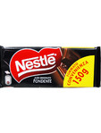 Nestle Dark Chocolate Tablet 150g