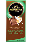 Perugina Milk Chocolate With Almonds 86g
