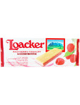 Loacker Raspberry Yoghurt Wafer 150gr