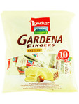 Loacker Gardena Fingers Hazelnut White 125g