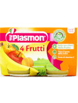 Plasmon Mixed Fruit X2