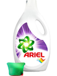 Ariel Liquid Color & Style 34washes 2.21ml