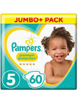 Pampers Premium Protection Jumbo Pack 5 Junior X60