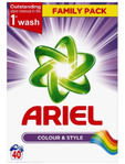 Ariel Powder Color 40w - 2.6kg