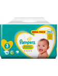 Pampers Premium Protection Mega Pack 3 Midi X98