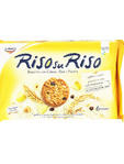Galbusera Riso Su Riso Biscuits With Cereals Rice & Fruits 240gr