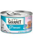 Gourmet Diamant Tuna & Shrimp 85gr