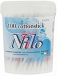 Nilo Cotton Sticks X 100