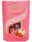 Lindt Lindor Strawberry Balls 200g