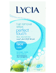 Lycia Hair Removal Strips Perfect Touch Face