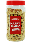 Happy Time Toasted Salted Cashews 450g
