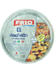 Frio Foiltray X6  Per Torte E Pizza