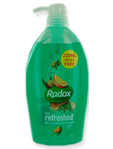 Radox S/gel Refresh 750ml + 250ml Free