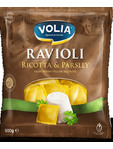 Volia Ravioli Ricotta & Parsley 500g