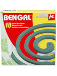 Bengal Mosquito Coils X10