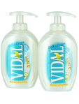 Vidal L/soap Set X2 Milk & Silk 300 Ml